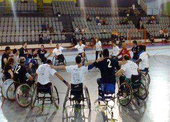 Jogos de apuramento para a Final Four da Taça de Portugal - ACR 4 e ACR7 - Zona Sul