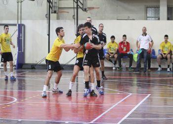 Campeonato Nacional de Juniores Masculinos da 1ª Divisão - FC Gaia : Águas Santas - foto: António Oliveira