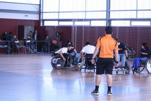 Andebol4All - Pav.Lagarteiro - Porto