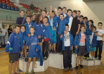 Festa na final do Maia Handball Cup 2015