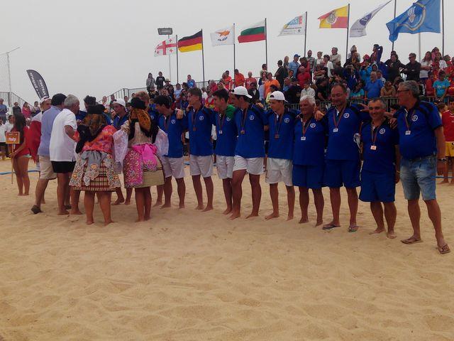 Itália - medalha de bronze do campeonato da europa sub16 masculinos