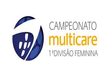 Logo Campeonato Multicare 1ª Divisão Feminina