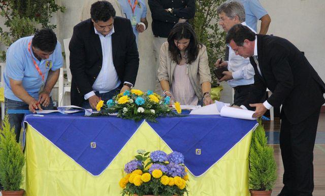 25º Aniversário do Cister - 07.06.14 - assinatura do protocolo