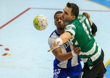 Campeonato Andebol 1 - FC Porto : Sporting CP