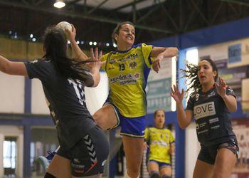 Campeonato 1ª Divisão Feminina - Alavarium Love Tiles x Madeira SAD - 1/2 Final