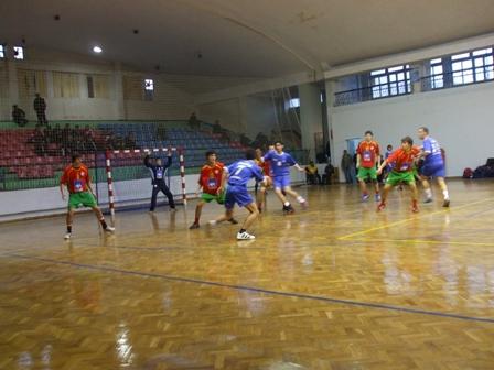 5º Campeonato do Mediterrâneo - Portugal : Itália