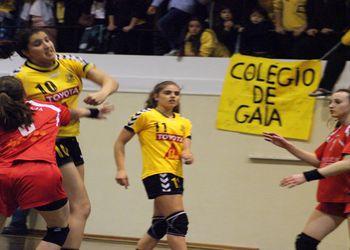 NK Krivaja Zavidovici - Colégio de Gaia-Toyota - 1ª mão da 3ª eliminatória da Challenge Cup