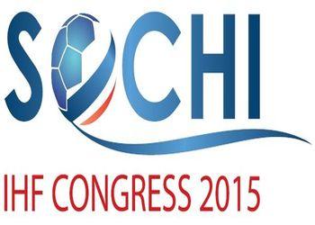 Logo XXXV Congresso Ordinário da IHF