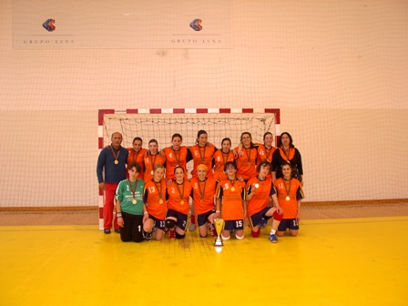 Batalha AC - Campeão Nacional 2ª Divisão Iniciados Femininos