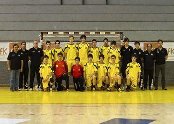 ABC Braga Andebol Sad - Iniciados Masculinos 2012-13 - fase final