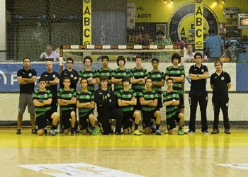 Sporting CP - Iniciados Masculinos 2012-13 - fase final