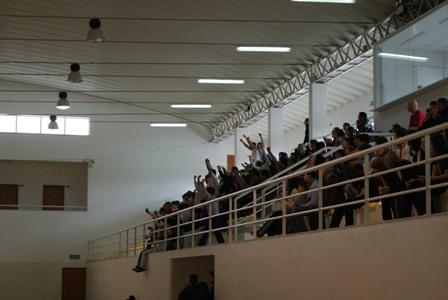 Fase Final do Campeonato Nacional 1ª Divisão Iniciados Femininos - Leiria, 7 a 9.05.10
