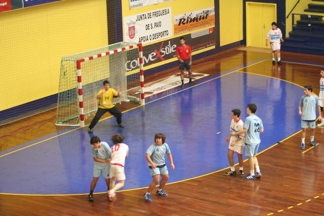 ADA Maia-Ismai : SL Benfica - Fase Final Campeonato Nacional 1ª Divisão Iniciados Masculinos - Troféu Pousadas da Juventude 27