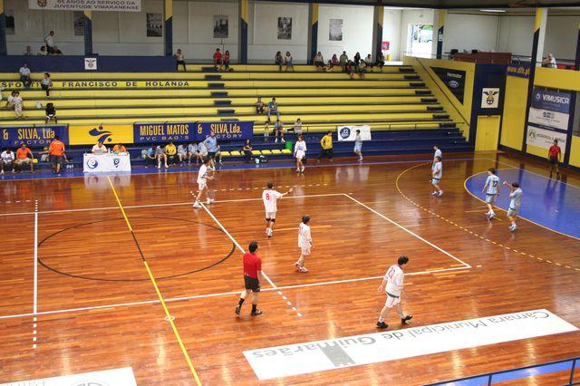 ADA Maia-Ismai : SL Benfica - Fase Final Campeonato Nacional 1ª Divisão Iniciados Masculinos - Troféu Pousadas da Juventude 17
