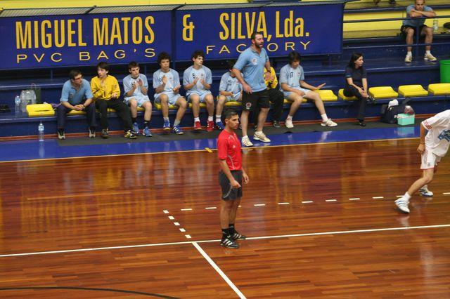 ADA Maia-Ismai : SL Benfica - Fase Final Campeonato Nacional 1ª Divisão Iniciados Masculinos - Troféu Pousadas da Juventude 10