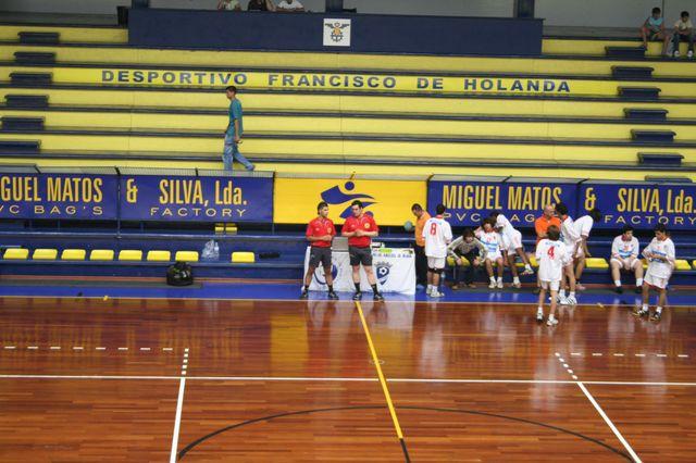 ADA Maia-Ismai : SL Benfica - Fase Final Campeonato Nacional 1ª Divisão Iniciados Masculinos - Troféu Pousadas da Juventude 20