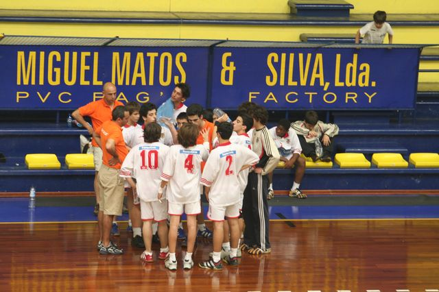 ADA Maia-Ismai : SL Benfica - Fase Final Campeonato Nacional 1ª Divisão Iniciados Masculinos - Troféu Pousadas da Juventude 35