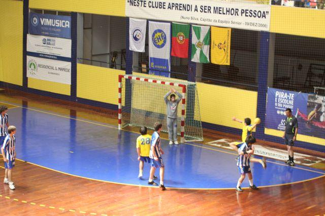 FC Porto : DF Holanda - Fase Final Campeonato Nacional 1ª Divisão Iniciados Masculinos - Troféu Pousadas da Juventude 24