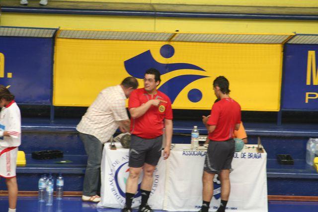 ADA Maia-Ismai : SL Benfica - Fase Final Campeonato Nacional 1ª Divisão Iniciados Masculinos - Troféu Pousadas da Juventude 1