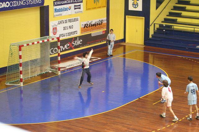 ADA Maia-Ismai : SL Benfica - Fase Final Campeonato Nacional 1ª Divisão Iniciados Masculinos - Troféu Pousadas da Juventude 11