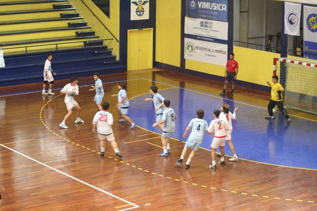 ADA Maia-Ismai : SL Benfica - Fase Final Campeonato Nacional 1ª Divisão Iniciados Masculinos - Troféu Pousadas da Juventude 12