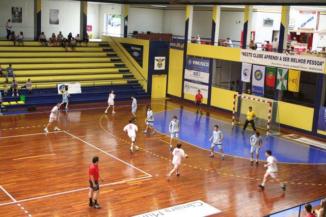 ADA Maia-Ismai : SL Benfica - Fase Final Campeonato Nacional 1ª Divisão Iniciados Masculinos - Troféu Pousadas da Juventude 19