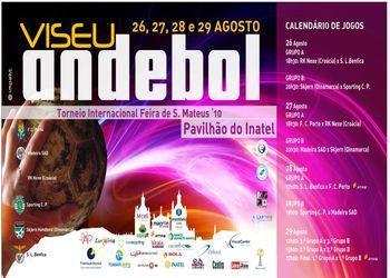 Cartaz Torneio S. Mateus 2010