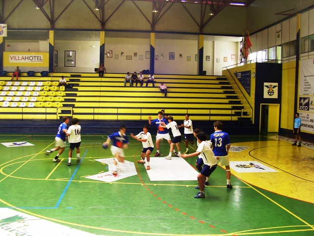 Fase Final Juvenis Masculinos 1ª Divisão 2006/07, Guimarães 22