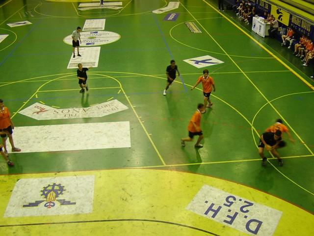 Fase Final Infantis Masculinos 2006/07 em Guimarães