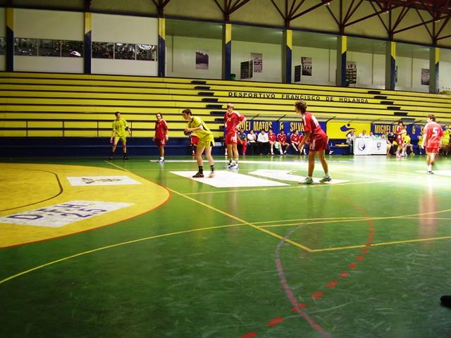 Fase Final Juvenis Masculinos 1ª Divisão 2006/07, Guimarães 3