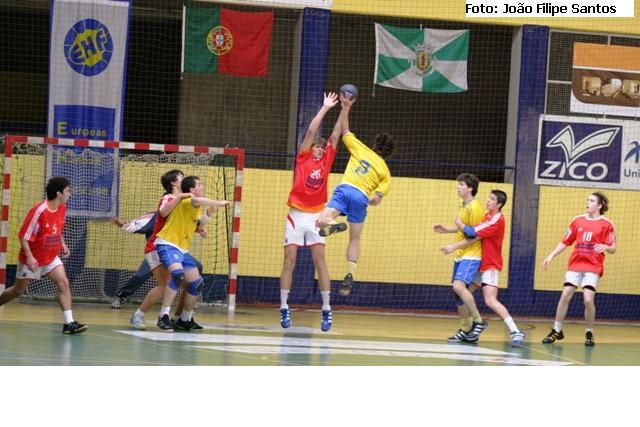 Fase Final Juvenis Masculinos 1ª Divisão 2006/07, Guimarães 14
