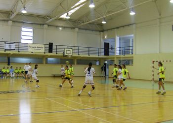 Vela Tavira : JAC Alcanena - Fase Final CN 1ª divisão Iniciados Femininos 08/09