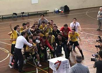 FC Gaia - Campeão Nacional de Juniores 2ª Divisão