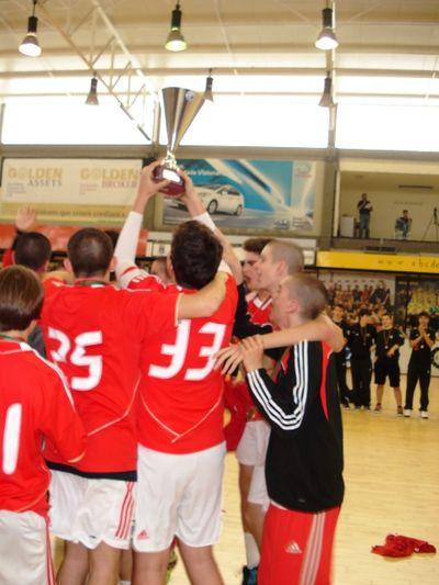 SL Benfica - Campeão Nacional Iniciados Masculinos 2012-13
