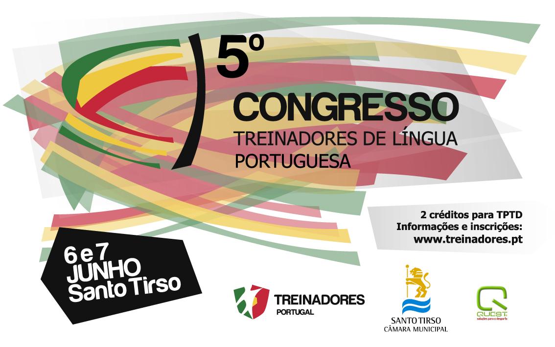 Logo V Congresso Treinadores de Língua Portuguesa