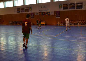 Portugal : Espanha - 1ª Taça Ibérica