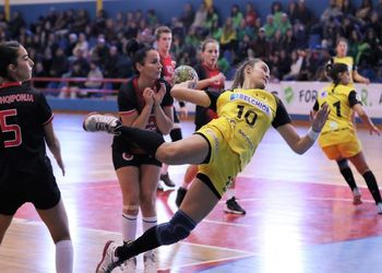 SIR 1º Maio / ADA CJ Barros : KHF Shqiponja - 3ª eliminatória Challenge Cup - foto: F. Renato Jorge