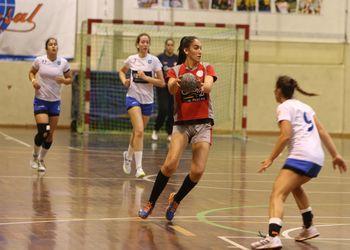 Colégio de Gaia : A. Garrett - Campeonato Nacional Juniores Femininos
