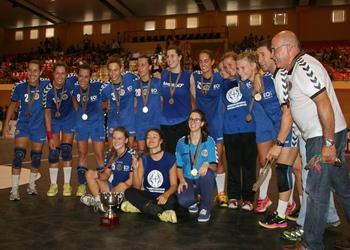 Madeira SAD - Vencedor Supertaça Feminina 2013