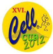 Logo XVI Torneio Cell Cup 2012