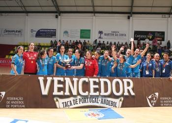 MADEIRA SAD - vencedor Taça Portugal (F) - 2014