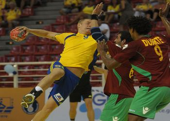 Portugal : Suécia - Campeonato do Mundo Sub-21 Grécia 2011