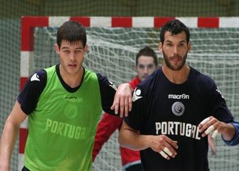 Ricardo Pesqueira e José Costa