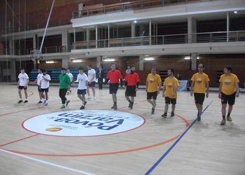 Campeonato Regional Norte Andebol-5 - 2ª Divisão - 1ª Jornada - Póvoa de Varzim, 17.02.17