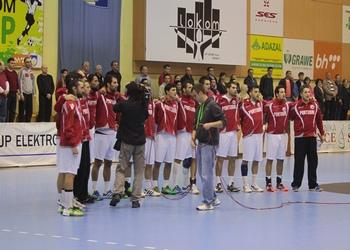 Bósnia-Portugal - Apresentação das equipas