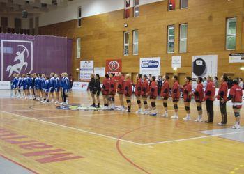 Turquia : Finlândia - qualificação play-off acesso mundial seniores femininos 2011
