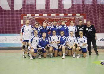 Finlândia - qualificação play-off acesso mundial seniores femininos 2011