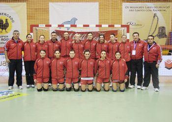 Turquia - qualificação play-off acesso mundial seniores femininos 2011