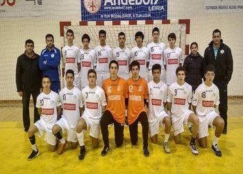 Seleção Regional Iniciados Masculinos Aveiro 2017-2018