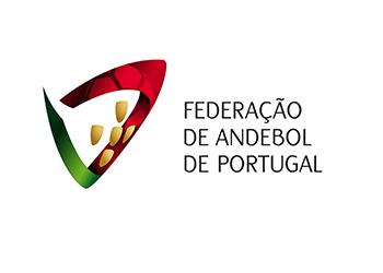 Logótipo Federação de Andebol de Portugal